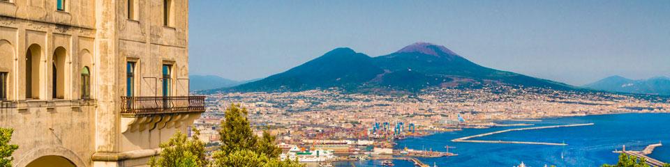 Pompeii & Amalfi