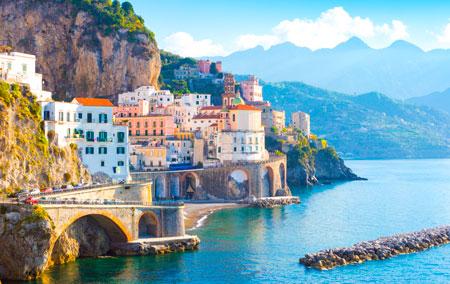 tour di gruppo da Amalfi