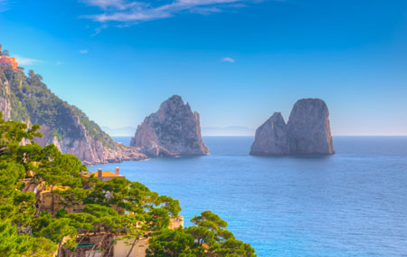 tour di gruppo da Capri