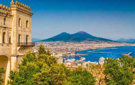 tour di gruppo da Napoli