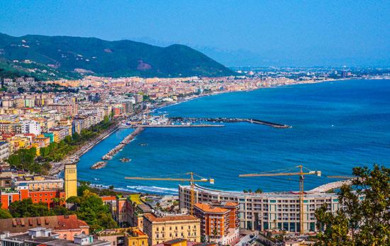 tour di gruppo da Salerno