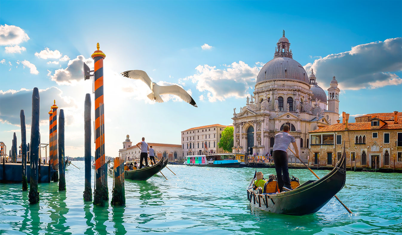 tour di gruppo da venezia