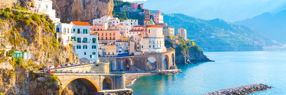 Boat tours from amalfi