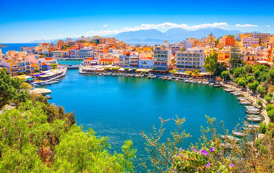 tour di gruppo da Creta