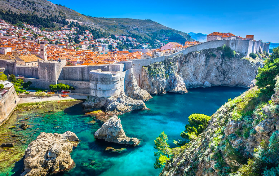 Group tours by boat from Dubrovnik