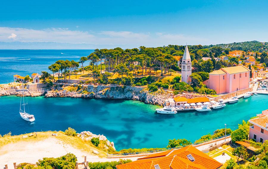 tour di gruppo in croazia