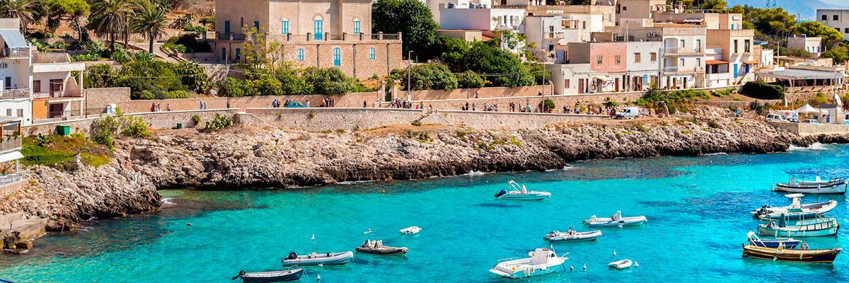 Boat tours to Favigna e Levanzo - Egadi