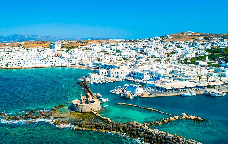 tour di gruppo da Naxos