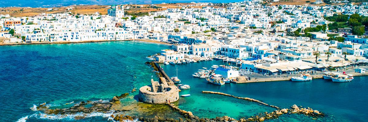 escursioni in barca a Naxos