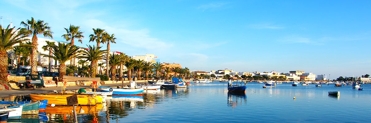 Boat tours from Porto Cesareo