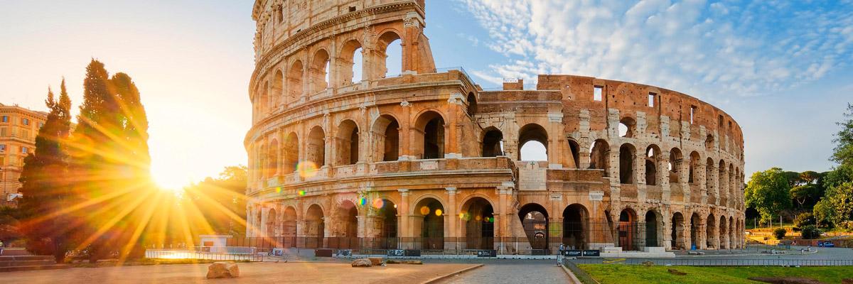 escursioni in barca da Roma
