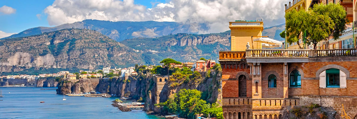 Boat tours from Sorrento