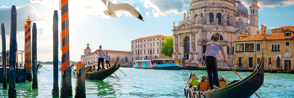 Boat tours from venice