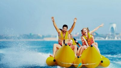 Sorrento Banana Boat Tour