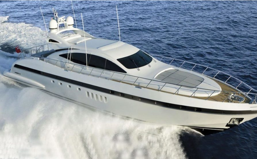 mangusta 92 cover