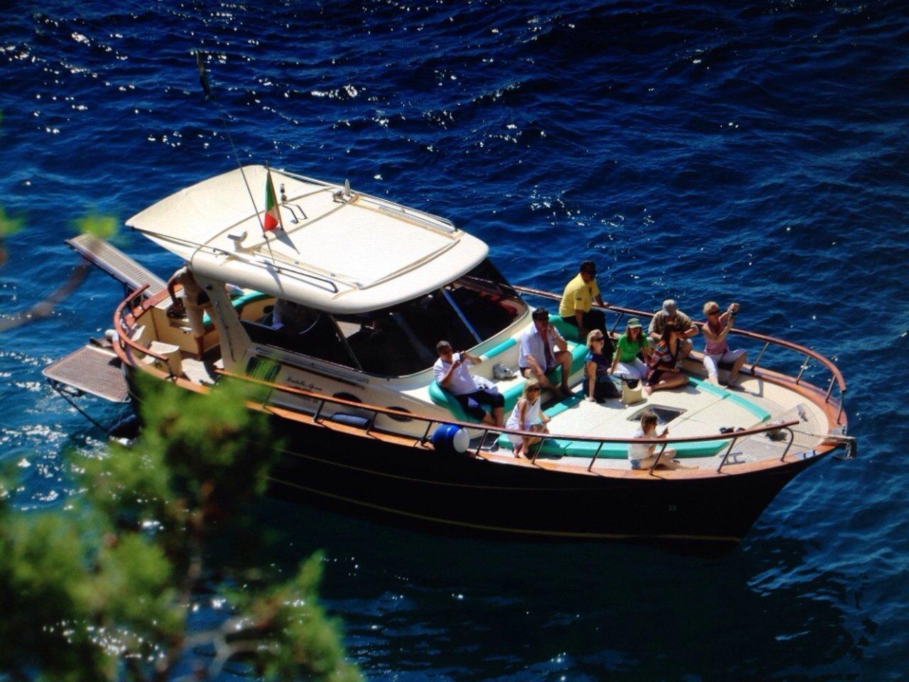 Tours Of Capri From Sorrento