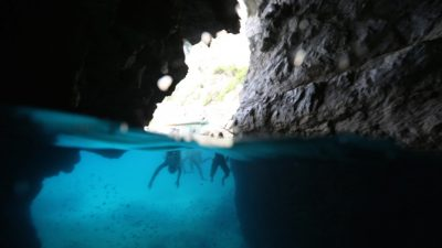Tour in barca condiviso a Capri