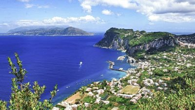 Anacapri Capri Tour da Sorrento - Inverno