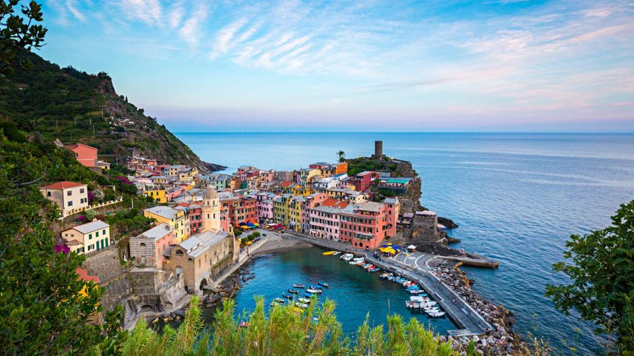 Il meglio delle Cinque Terre dal mare – Tour in barca alle Cinque Terre da Monterosso