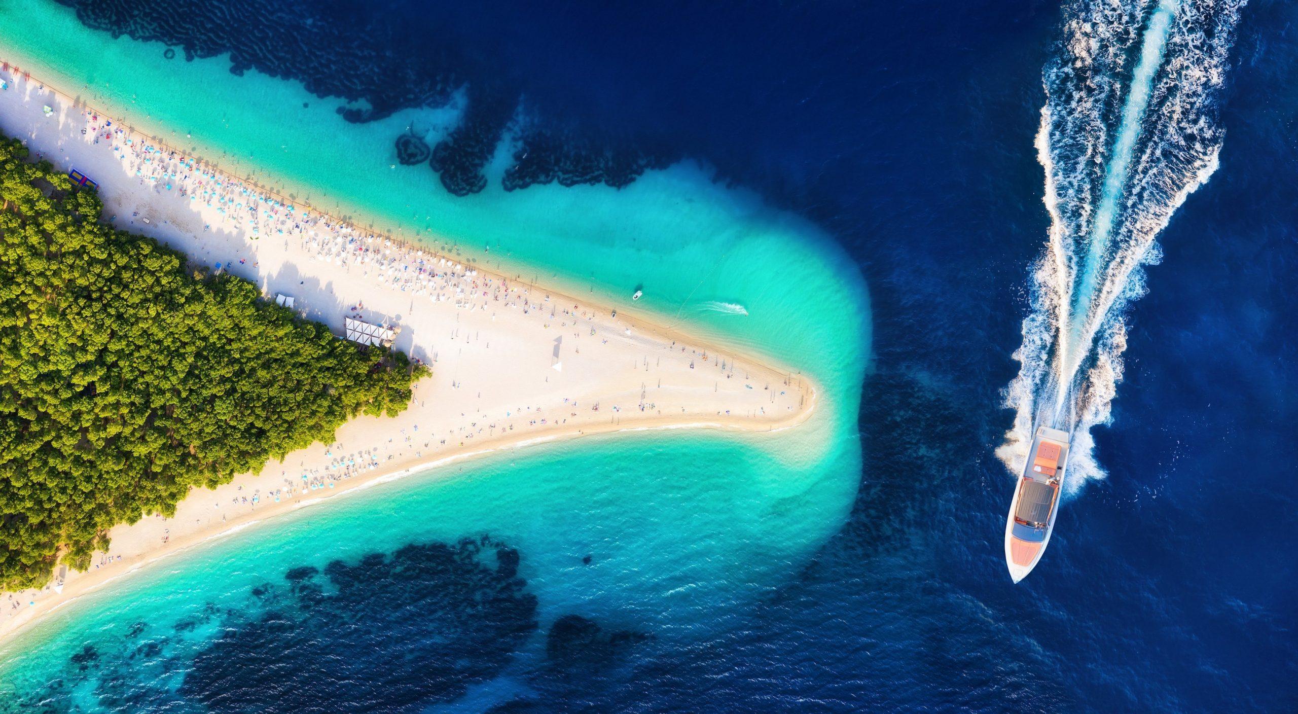 Bol, Hvar and Pakleni Islands boat tour from Split and Brač - You Know! Boat Sorrento