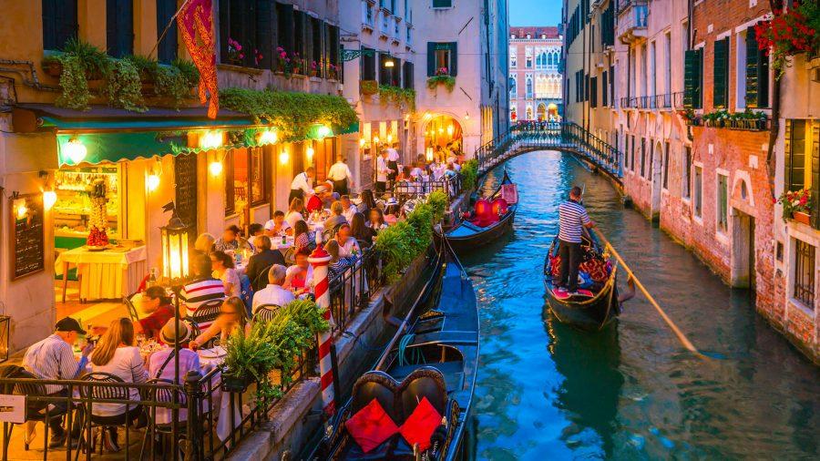 Venezia Gondola Veneziana Storia e curiosità